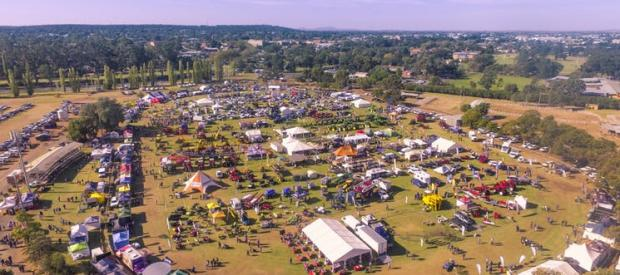 Riverina Field Days
